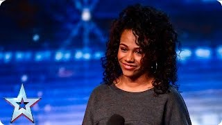 The spotlight is on Morgan Smith | Auditions Week 6 | Britain's Got Talent 2016