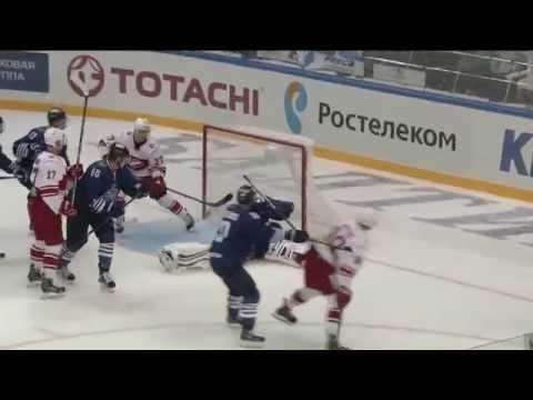 KHL Top 10 Saves for Week 3 / Лучшие сэйвы третьей недели КХЛ (видео)