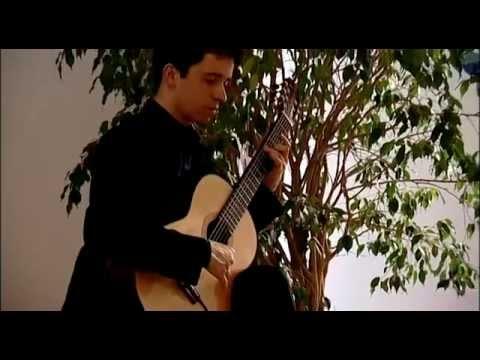 Mateus Dela Fonte - Vals Op.8 No 4, Agustn Barrios