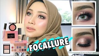 Download Video FOCALLURE ONE BRAND MAKE UP TUTORIAL AND REVIEW | IRNA DEWI MP3 3GP MP4