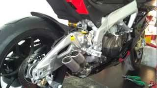 10. Aprilia RSV4 Factory APRC with GPR ThunderSlash
