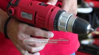 Corded Drill Driver