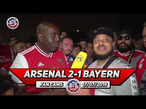 Arsenal 2 -1 Bayern Munich | Kroenke Left In A Helicopter But Yet He Wont Spend! (Troopz)