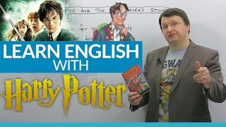 "Want to improve your English by reading? In this reading lesson, we'll go to Hogwarts to look at the story and vocabulary from chapter 1 of Harry Potter and the Philosopher's Stone. Learn English with me, as I read and explain actual passages from the book. If you want to improve your vocabulary, and your overall English comprehension, reading books is a great way to do it! Even if you don't care about Harry Potter, you should still watch this video to learn some good vocabulary and expressions.Take the quiz on this lesson at http://www.engvid.com/english-books-harry-potter/You can buy the book or ebook of Harry Potter and the Philosopher's Stone here: http://www.engvid.com/out/amz_harry . For a more interactive experience, you can sign up for a trial account with Audible and download the FREE audiobook version of Harry Potter:http://www.engvid.com/out/audiblealexI recommend the audiobook, because you will be able to hear how all the words are pronounced. Learn English with Harry Potter, and see how studying a new language can be magical!TRANSCRIPTHey, everyone. I'm Alex. Thanks for clicking, and welcome to this important lesson on: ""The Secret to Mastering English!"" And the secret is... -""Where am I? And who are you?"" -""You're in Hogwarts, Alex. And I'm Dumbledore."" -""No you're not. Dumbledore looks different."" -""I shaved. Listen, Alex. I have an important job for you. Can you do it?"" -""Anything for you, Dumbledore. What is it?"" -""Your engVid students want you to do a lesson on Harry Potter. Here, take this and teach them."" -""Thank you."" -""You're a wizard, Alex. Now, go.""We're back. So, today we are going to talk about Harry Potter and the Philosopher's Stone, chapter one. Now, I know for many of you, Harry Potter was the first book you read in English. And the reason it's a really, really good book for you guys to read is that it is the most popular book series ever, which means that you can find it in many languages, there have been movies made about it, and you can find a lot of discussion about the characters, the dialogue, the story. So everyone knows pretty much what happens in a lot of these stories.Now, if you don't have a copy of the book, what you can do is get a print version or an e-book version on Amazon attached to this video. What I recommend, though, if you want a more interactive experience with Harry Potter is that you get the free audio book. Now, you can get a free audio book of Harry Potter, not just this one, the entire series, by signing up for the free trial at www.audible.com, which is attached to this video. When you click on the link, you will have to go through a couple of different pages and signups, but at the end you do get the book for free. So go through it, sign up, get the book for free, and it's an excellent audio book. Highly recommend it.Now, why should we read Harry Potter? Well, it has interesting characters; Harry, Ron, Hermione, the Dursleys, Dumbledore who I met today. How cool was that? It has great dialogue, great plot, and the language is pretty easy to follow, but of course, it still has a ton of useful vocabulary. Not just for non-native English speakers, but even for, you know, kids who are already native speakers of English. And finally, it's just magical. It's a magical story, a magical book. I love it. It's one of my all-time favourites, so let's start looking at chapter one.So what I'm going to do is look at the actual text from chapter one. Not every line, of course, but I'm going to pick some very specific lines that tell us important details about the story or that tell us some important vocabulary that I think is going to be useful for English students. Now, you notice I gave a page number to start this. I am going to be looking at this hard cover version of the book. This was published by Raincoast Books in Vancouver, so this was published in Canada. Maybe your version is this one, maybe it's not. Maybe you're listening to the audio version, in which case page numbers are not important. But if you want to follow with a physical copy, this is the version that I am using. Okay? Let me put this down.Here we go. Page seven. So we start Harry Potter by learning about the Dursleys, Mr. and Mrs. Dursley, and their son, Dudley. First we have this line: ""Mr. Dursley was the director of a firm named Grunnings, which made drills."" So, a firm is a company, and Mr. Dursley was the director of this company, and they made drills. Now, drills are a power tool. Think of the tool that allows you to put screws into things, like: ""[Drilling noise]"". That's a drill. Okay? So he was a director of a firm named Grunnings, which made drills.Now, we have a description of him: ""He was a big beefy man"", ""beefy"", think of beef. So he was a little bit fat, and: ""...with hardly any neck"". Now, ""hardly any"" means almost zero. So, he was so big and round that you couldn't see his neck. Okay? Hardly any neck. ""...although he did have a very large moustache""."