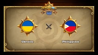 UKR vs PHL, game 1