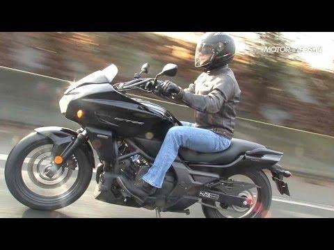 Honda CTX 700