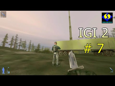 IGI2 #7 of 19 - Border Crossing - Covert Strike - Mission