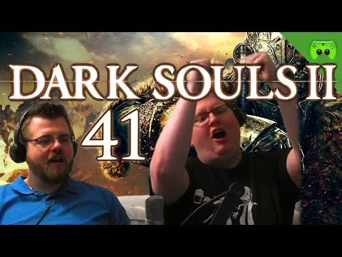 DARK SOULS 2 # 41 - Die Riesen «»  Let's Play Dark Souls 2 | Deutsch HD