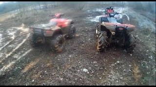 7. 4WHEELING, Racing,  Brute Force, Foreman, Rincon, Rancher