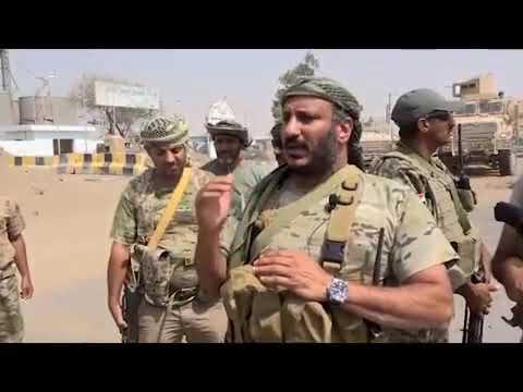 فيديو ..التصريح الكامل للعميد طارق من وسط مدينة الحديدة