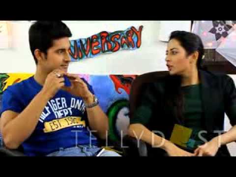 Ravi Dubey and Sargun Mehta Compatibility test on Tellydost.com