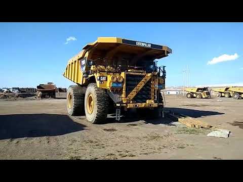 CATERPILLAR OFF HIGHWAY TRUCKS 793D equipment video EEQvFaXGZzs