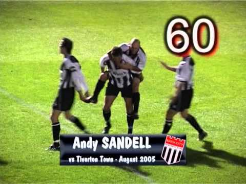 FEATURE | Bath City's Top 100 Goals on Film (to 2008)