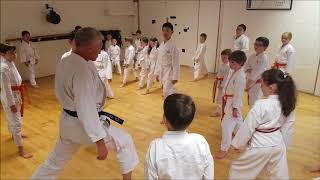 Simon Bligh Sensei - Karate for kids! HDKI