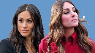 Video Meghan Markle & Kate Middleton's relationship: Body language expert explained MP3, 3GP, MP4, WEBM, AVI, FLV Desember 2018