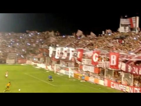 La hinchada sigue a pesar del gol | SOY CIRUJA HASTA QUE ME MUERA P - La Banda del Camion - San Martín de Tucumán