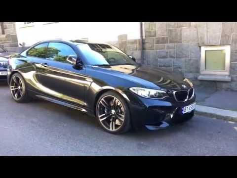 BMW M2 Black Sapphire - Walkaround