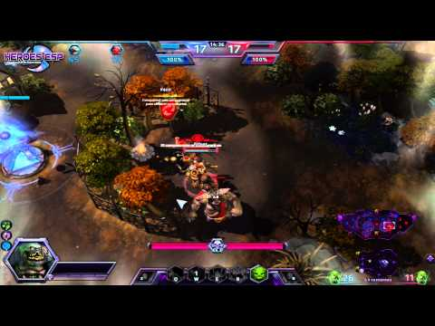 Heroes Of The Storm : Stiches
