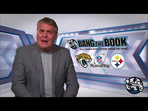 Jacksonville Jaguars at Pittsburgh Steelers 1/14/18 NFL Playoffs Betting Odds, Pick & Preview