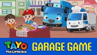 (EN) [Tayo Garage Games] #04 Eating