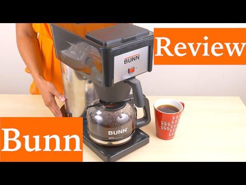 BUNN BXB Velocity Brew 10-Cup Home Coffee Brewer