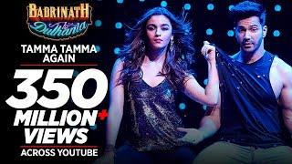 "Video Tamma Tamma Again | Varun , Alia | Bappi L, Anuradha P | Tanishk, Badshah |  ""Badrinath Ki Dulhania"" MP3, 3GP, MP4, WEBM, AVI, FLV April 2017"