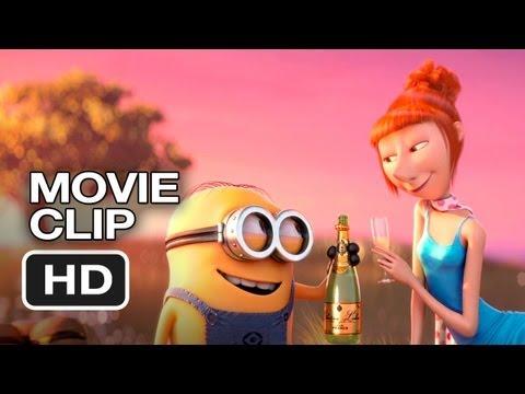 Despicable Me 2 Movie CLIP - Minion Fantasy (2013) - Steve Carell Sequel HD