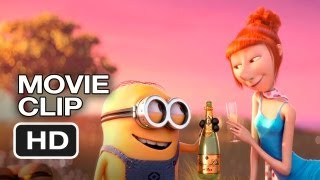 Despicable Me 2 Movie CLIP - Minion Fantasy (2013) - Steve Carell Sequel HD