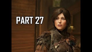Shadow of the Tomb Raider Walkthrough Part 27 - The Well (Let's Play Gameplay Commentary)