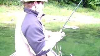 4. Fishing on the Umpqua