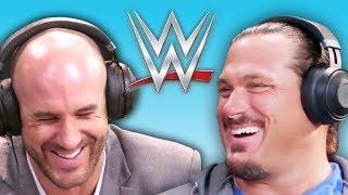 Video WWE SUPERSTARS TRY NOT TO LAUGH? MP3, 3GP, MP4, WEBM, AVI, FLV Juli 2018