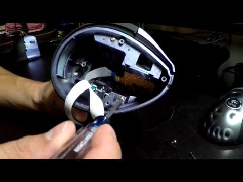 Evoluent Mouse Review & Disassembly / Fix