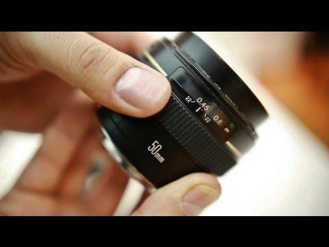 Canon 50 mm f 1.4 USM