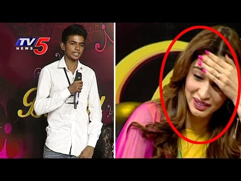 This Guy Shocks Tamannaah in Interview   Watch Tamannaah Reaction