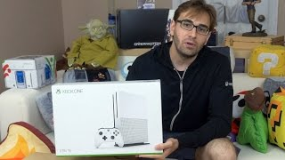 XBOX ONE S - Unboxing do Novo Modelo de Xbox One! Versão de 2TB!