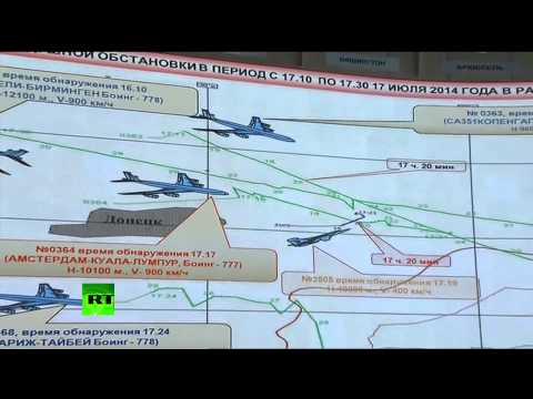 at - The Russian military detected a Ukrainian SU-25 fighter jet gaining height towards the MH17 Boeing on the day of the catastrophe. Kiev must explain why the military jet was tracking the passenger...
