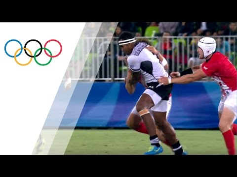Fiji V Team Gb - Men's Rugby Sevens Gold Medal Match | Rio 2016 Olympic Games