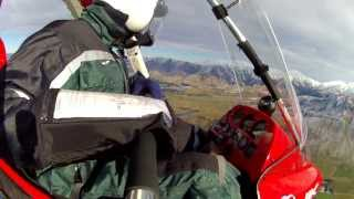 Fairlie New Zealand  City pictures : GT450 MICROLIGHT , Fairlie NewZealand pt3