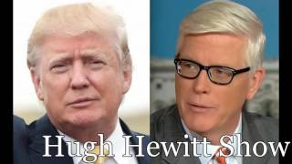 Hugh Hewitt interviews presidential candidate Donald J Trump about if he'd be willing to pick Ted Cruz as vice president.