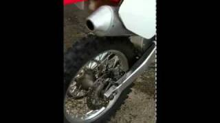 8. 2006 HONDA CRF250X Walk Around