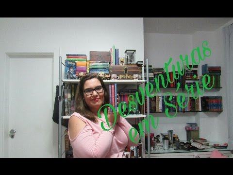 DESVENTURAS EM SÉRIE 1 - 3 || Booktalk