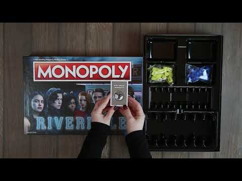 MONOPOLY: Riverdale Unboxing