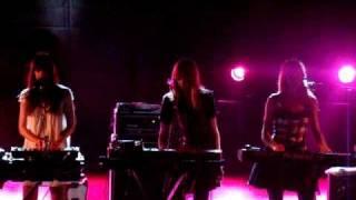 Au Revoir Simone - And Sleep Al Mar @Aula Magna, Lisboa (HQ)