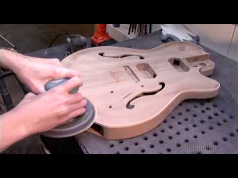 How it's made-Electric guitars