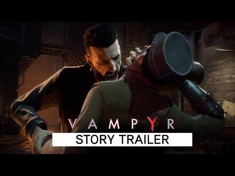 Trailer scénaristique  de Vampyr