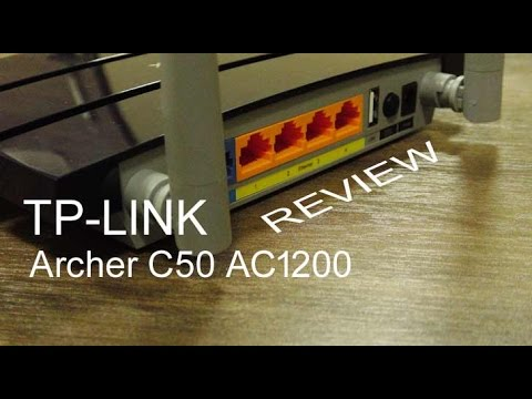 TP-LINK Archer C50 AC1200 review in 2 minutes