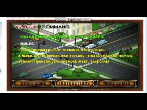 Traffic Command 1 | mostfungames.com
