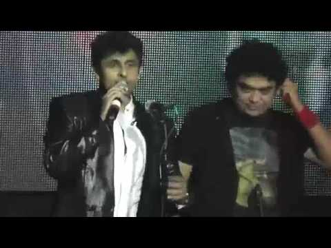 Sonu Nigam - Just Chill [Moscow, 10.08.2013] (видео)