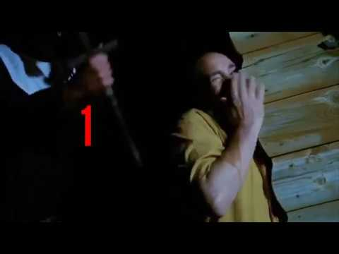 Bloody Bloody Bible Camp (2012) Kill count