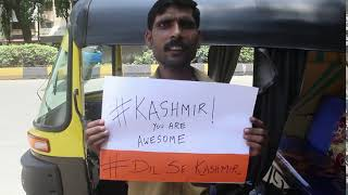 Message of love - #DilSeKashmir